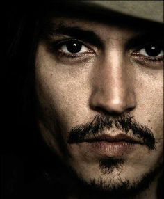 ♂ Man portrait Johnny Depp