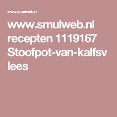 www.smulweb.nl recepten 1119167 Stoofpot-van-kalfsvlees