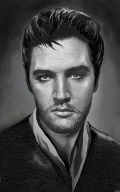 Elvis - Born January 8, 1935 - Died: August 16, 1977 (Dunway Enterprises) http://www.imoviesclub.com/?hop=dunway