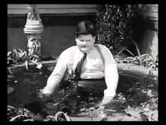 Laurel And Hardy Hog Wild (1930)