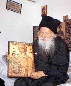 The farewell letter of Elder Porphyrios