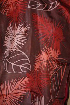 Original silk batik scarves 180 x 45 cms. Any colour way undertaken no two the same but similar can be made. NICOLA HAIGH