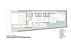 Guaiume House,Ground Floor Plan