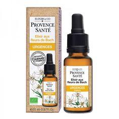 Elixir aux Fleurs de Bach Urgences Provence Santé
