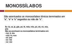 Acentuação #portugueselessons #howtolearnportuguese