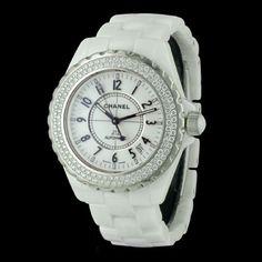 CHANEL - J12 Automatique, cresus montres de luxe d'occasion, http://www.cresus.fr/montres/montre-occasion-chanel-j12_automatique,r2,p24850.html