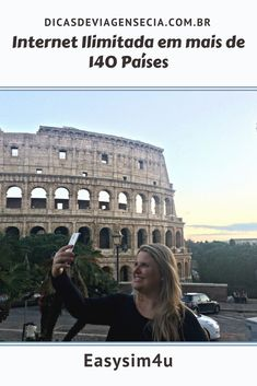 Muitojá viajamos sem internet móvel disponível, contando somente com a sorte de achar uma wi-fi liberada, ou o que é mais inimaginável nos dias atuais: sem um smartphone! Felizmente, hojecontamos com a possibilidade de terinternet em praticamente qualquer lugar do mundo e, o melhor, por um preço acessível.