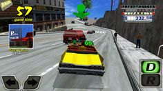 The classic Crazy Taxi is now free on Android
