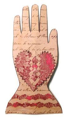 folk art eagle scherenschnitte   Heart in Hand, Folk Art, Scherenschnitte, Paper Cutting, Valentine ...