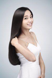 Park Min Young we trim her 2 inches off Jung So Min, Cut My Hair, Her Hair, Braid Styles, Short Hair Styles, Park Min Young, Beautiful Long Hair, Amazing Hair, Long Black Hair