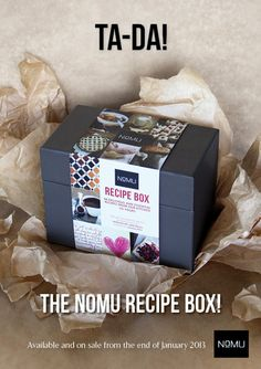 A recipe box, or a recipe bag could be a great idea, where it comes almost pre mixed ready for you to bake at home, the closest thing to home bakeing money can buy. Recipe Card Boxes, Recipe Cards, Recipe Box, Food Advertising, Decorative Boxes, Things To Come, Recipes, Marketing, Money