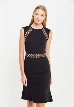 Платье Michael Michael Kors купить за 18 200 руб MI048EWUGZ71 в интернет-магазине Lamoda.ru