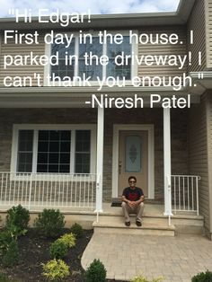 I work day and night for the satisfaction of my clients! Congratulations to Niresh Patel and his family on the purchase of 84 Philo Blvd. in Edison!! Thank you for the kind words & all the best to you guys! #remax #realty #homes #sales #nj #edison #happy #cool #best