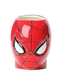 HOTTOPIC.COM - Marvel Spider-Man Figural Mug