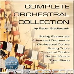 Best Service Complete Orchestral Collection  Educational eDelivery JRR Shop