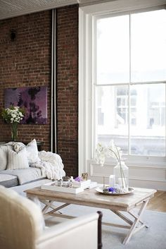 Today I'm loving: loft living