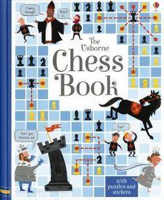 The Usborne Chess Book - Hardback - 9781409598442 - Lucy Bowman