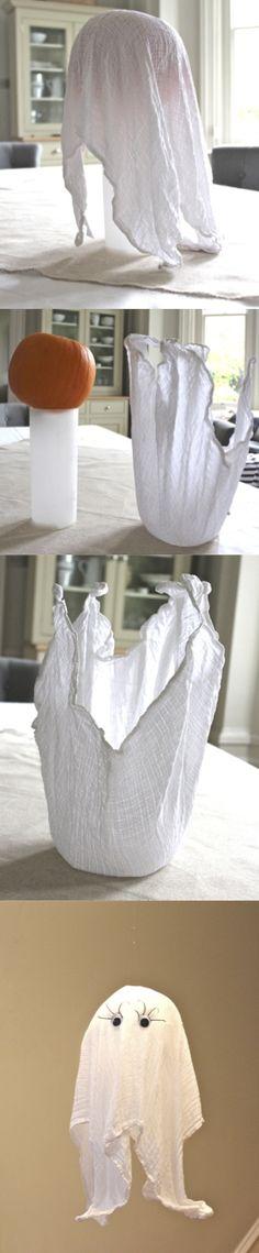 cloth ghost - fabric stiffener