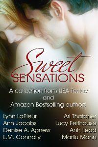 New Release: Sweet Sensations #romance #boxset #erotica