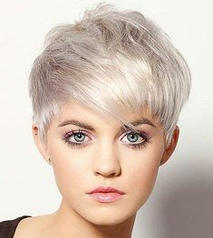 Female Pixie Hairstyle 2017