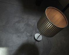 Fambuena Luz Oculta Wood Table Lamp Nespresso, Diffuser, Bronze, Pendants, Brass, Lighting, Metal, Wood, Occult
