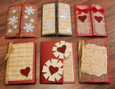 Kädenjälkiä - handmade by Eva: Joulukortit Christmas Diy, Christmas Cards, Diy Scrapbook, Scrapbooking, Gift Wrapping, Handmade, Gifts, Xmas, Cards