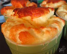 Cheese Souffles from Skryim #Skyrim #VideoGames #VideoGameFood