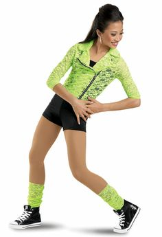 Pumpin' Up The Party by Hannah Montana Cute Dance Costumes, Hip Hop Costumes, Hip Hop Outfits, Dance Outfits, Cute Outfits, Hannah Montana, Dance Fashion, Hip Hop Fashion, Dance Recital