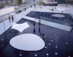 LaLaport Toyosu by EARTHSCAPE « Landezine | Landscape Architecture Works