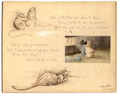 the tailor of gloucester, beatrix potter