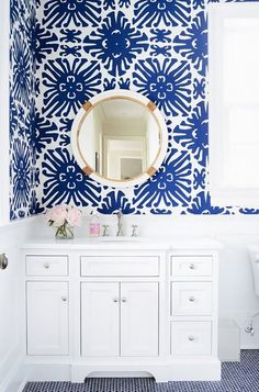 Forget the Frame: Alternative Ideas for Statement Walls | Apartment Therapy