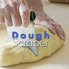 Top 10 uses of a dough scraper--one of our favorite tools!  http://www.thepeppermillinc.com/Browse/Product/1834/59/Dough-cutter