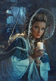 Потрясающие женские образы от фотографа Nadima. Обсуждение на LiveInternet - Российский Сервис Онлайн-Дневников