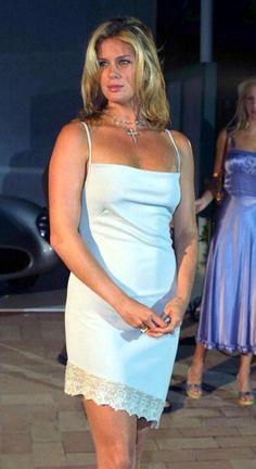 Rachel Hunter Attends The Laureus Night Of Sport Film In Monaco