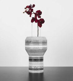 Slab Vases par Form Us WithLove