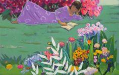 garden-rest/Lee John-lip - ARTMUSEE::KOREAN ARTISTS' ART SHOPPINGMALL