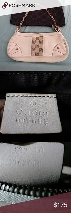 Gucci handbag Used but in great condition. %100 authentic Gucci Bags