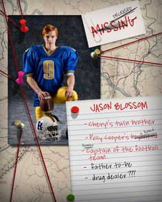 Follow the clues and find out who killed Jason Blossom on Riverdale: www.cwtv.com/shows/riverdale