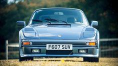 Porsche 911 ( 930 ) Turbo SE Flatnose 1986