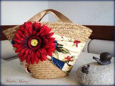 Maloles Muñoz: Bolsos Paja y Capazos Playa 2013 Summer Handbags, Summer Bags, Tree Bag, Painted Bags, Basket Bag, Crochet Handbags, Beach Tote Bags, Diy Accessories, Cloth Bags