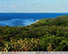Devil's Lake is the largest natural lake in North Dakota