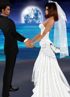 """Married Under the Moon"" Give me credit -____-"