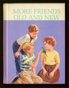 Image detail for -1963 More Friends Old and New Dick and Jane series by bookmonster
