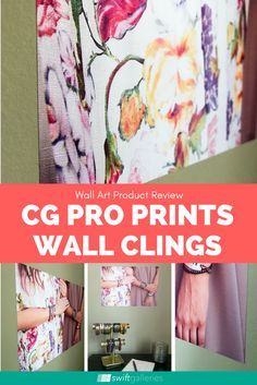 not sure if cg pro prints wall clings are a good fit for your photography business