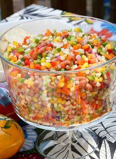 Texas Caviar Recipe ~ would not make again--too sweet. I've had Texas caviar that we liked much more--not anywhere near as sweet. Texas Caviar, Cowboy Caviar, Food For Thought, Appetizer Recipes, Salad Recipes, Appetizers, Caviar Recipes, Great Recipes, Favorite Recipes