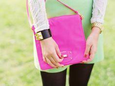 Natalie Hughes by Vanessa Jackman for Grazia.it // Proenza Schouler top, vintage skirt, Miu Miu bag, Hermes bracelet