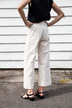 jesse kamm sailor pant -