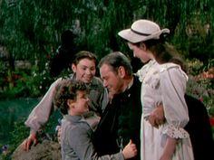 The Secret Garden, 1949 - Dean Stockwell, Brian Rope, Herbert Marshall & Margaret O'Brien