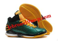 big sale 767cb 2c46d Adidas AdiZero Rose 3.0 Shoes Army Green Yellow. Derrick ...