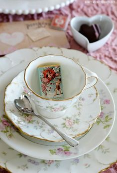 Valentine's Tea Part